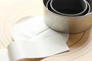 デコ型と敷き紙