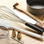 お菓子作り基本の道具