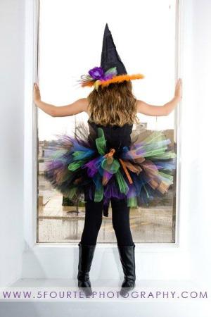 halloween tutu-witch