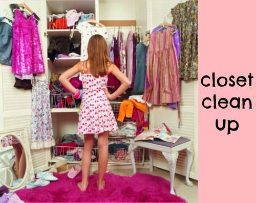 必要なのは2割だけ!衣替えついでにクローゼットの服を断捨離しよう