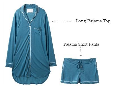 マイランパジャマ1