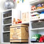 おもちゃの整理収納