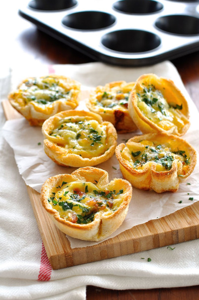 Quiche-Toast-Cup-1