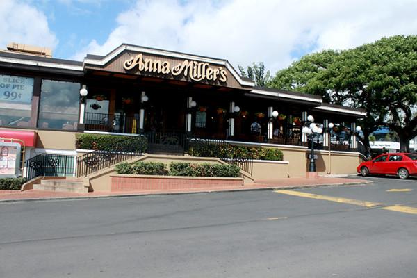ハワイに行ったらハワイ発祥のファミレス『アンナミラーズ』が子連れにオススメ♡