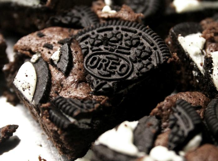 オレオチョコレートブラウニー