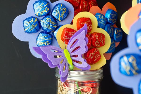 園児のバレンタインに♡簡単チョコブーケを作ろう♡