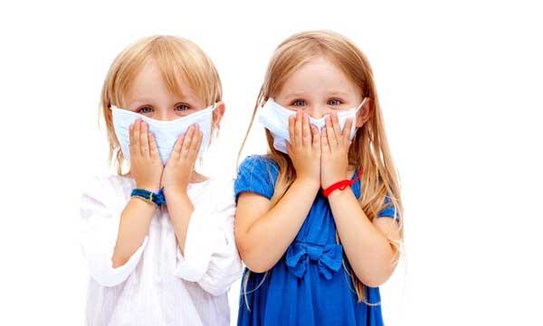 全国的に大流行!!インフルエンザにかかった時の出席停止早見表