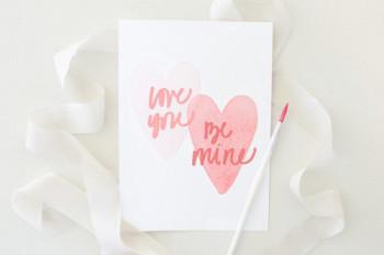 今からでも間に合う!子供と簡単に作れるおしゃれなバレンタインカード5選
