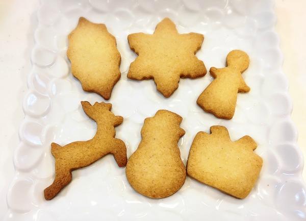 アイシングクッキー土台