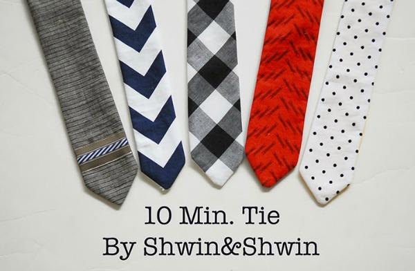 ネクタイを作ろう!