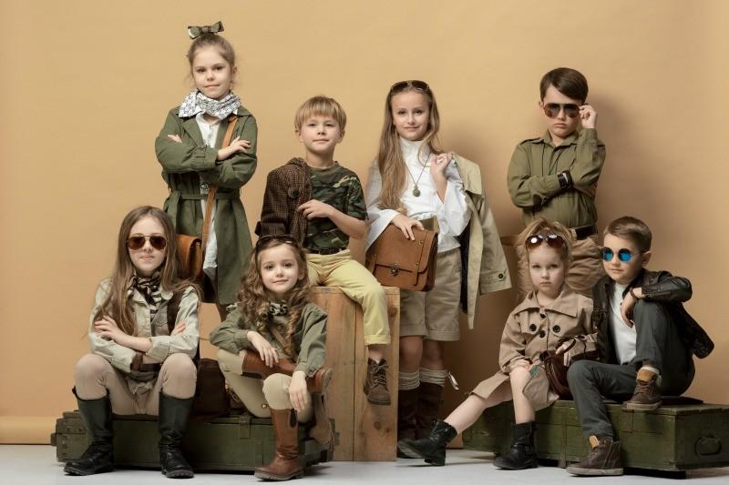 子供ファストファッション